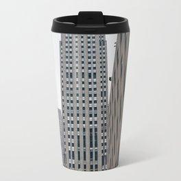 Rockefeller Center Travel Mug