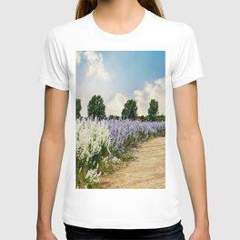 Coloured Landscape T-shirt