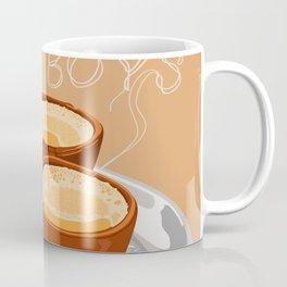 Hot One With the Boys Coffee Mug