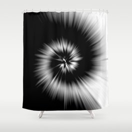 Black Gray Shower Curtains