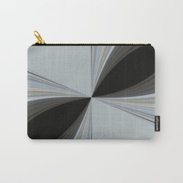 Brown and Grey Tones of Eucalyptus  Carry-All Pouch