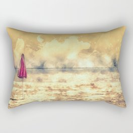 Echo Beach Rectangular Pillow