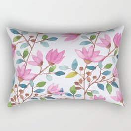 flowers 477 a Rectangular Pillow