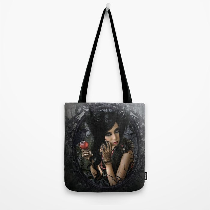 EVIL QUEEN GRIMHILDE Tote Bag