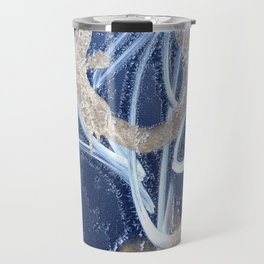 Urban Abstract 105 - frosted! Travel Mug