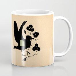 Utah - State Papercut Print Coffee Mug