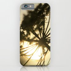 Lace Silhouette Slim Case iPhone 6s