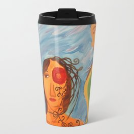 """""""Today you are Called Chicana"""" Travel Mug"""