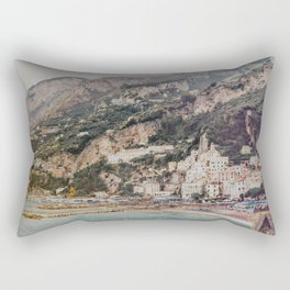 Amalfi Surrealism Rectangular Pillow
