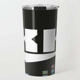 DJ KK v2 Travel Mug