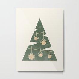 Natale #society6 #xmas Metal Print