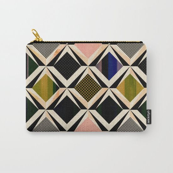 discovering diamonds Carry-All Pouch