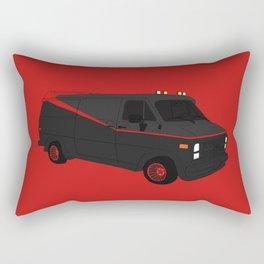 The A-Team Van Rectangular Pillow