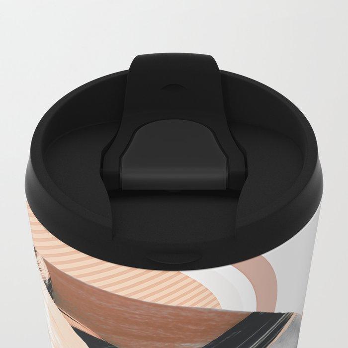 STILLNESS 2 Metal Travel Mug