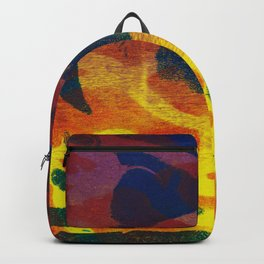 Abstract No. 124 Backpack