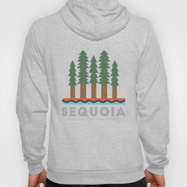 Sequoia National Park California Design for the outdoors lover! Hoody