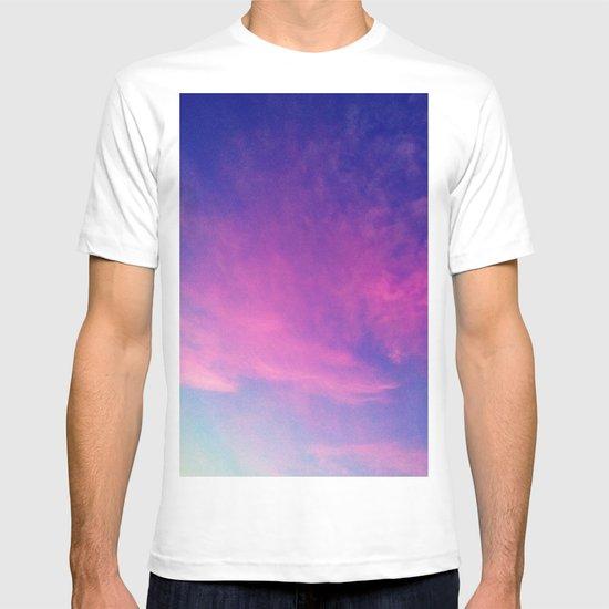Sunrise series- Cloud of Pink T-shirt