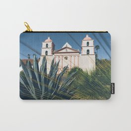 Old Mission, Santa Barbara Carry-All Pouch