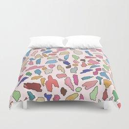 Colorform Duvet Cover