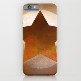 Star Composition VIII iPhone Case