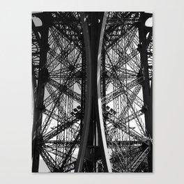 La Tour Eiffel I Canvas Print