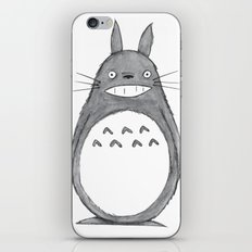 MNT TO-TO-RO iPhone & iPod Skin