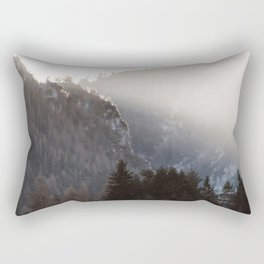 Before Sunrise | Nature and Landscape Photography Rectangular Pillow