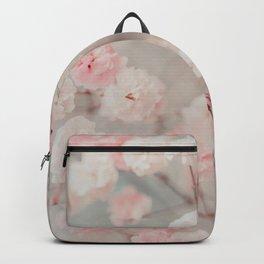 Gypsophila pink blush Backpack