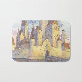 Castle Bath Mat