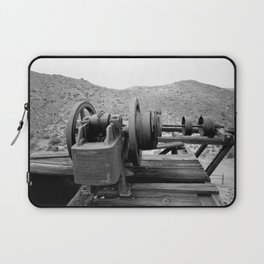 Lost Horse Gold Mill Laptop Sleeve