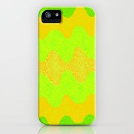 Under the Influence (Marimekko Curves) Melons iPhone Case