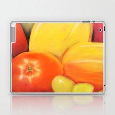 Fruit - Pastel Illustration Laptop & iPad Skin