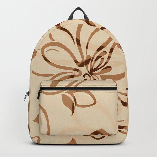 Brown Garden Backpack