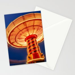 Keep on Turning Stationery Cards