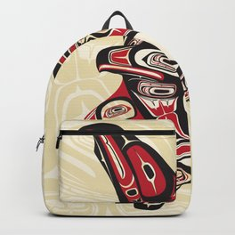 Eagle Fin Killer Whale Backpack