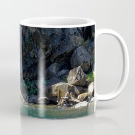 McCloud River Falls Coffee Mug