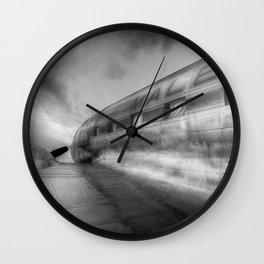 Malev Airlines Lisunov Li-2 Wall Clock