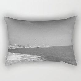 Malta 1994 coast Rectangular Pillow
