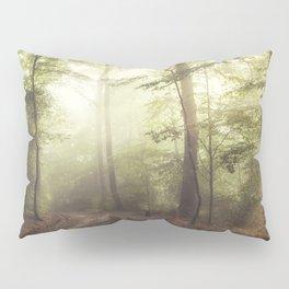 german rain forest Pillow Sham