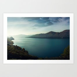 Waterscape IV Art Print