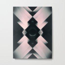 Omni Diffusion Metal Print