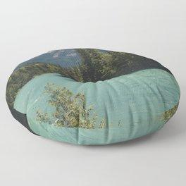 Tête Jaune Cache Floor Pillow