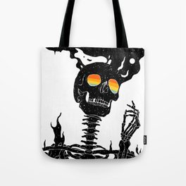 One with the Universe (Existential Diffusion) Tote Bag