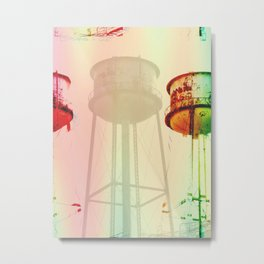 opg water tower Metal Print