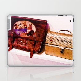 """""""The bag and lunchbox, a child!"""" Laptop & iPad Skin"""