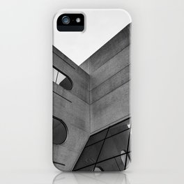 Modern Architecture v.2 iPhone Case