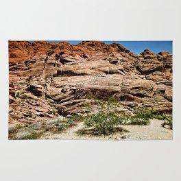Red Rocks I Rug