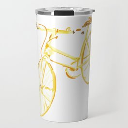 Golden Rider Travel Mug