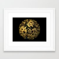 globe Framed Art Prints featuring Globe by LoRo  Art & Pictures
