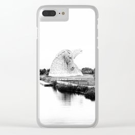 Noble. Clear iPhone Case